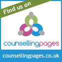 Find us on  Counselling Pages |